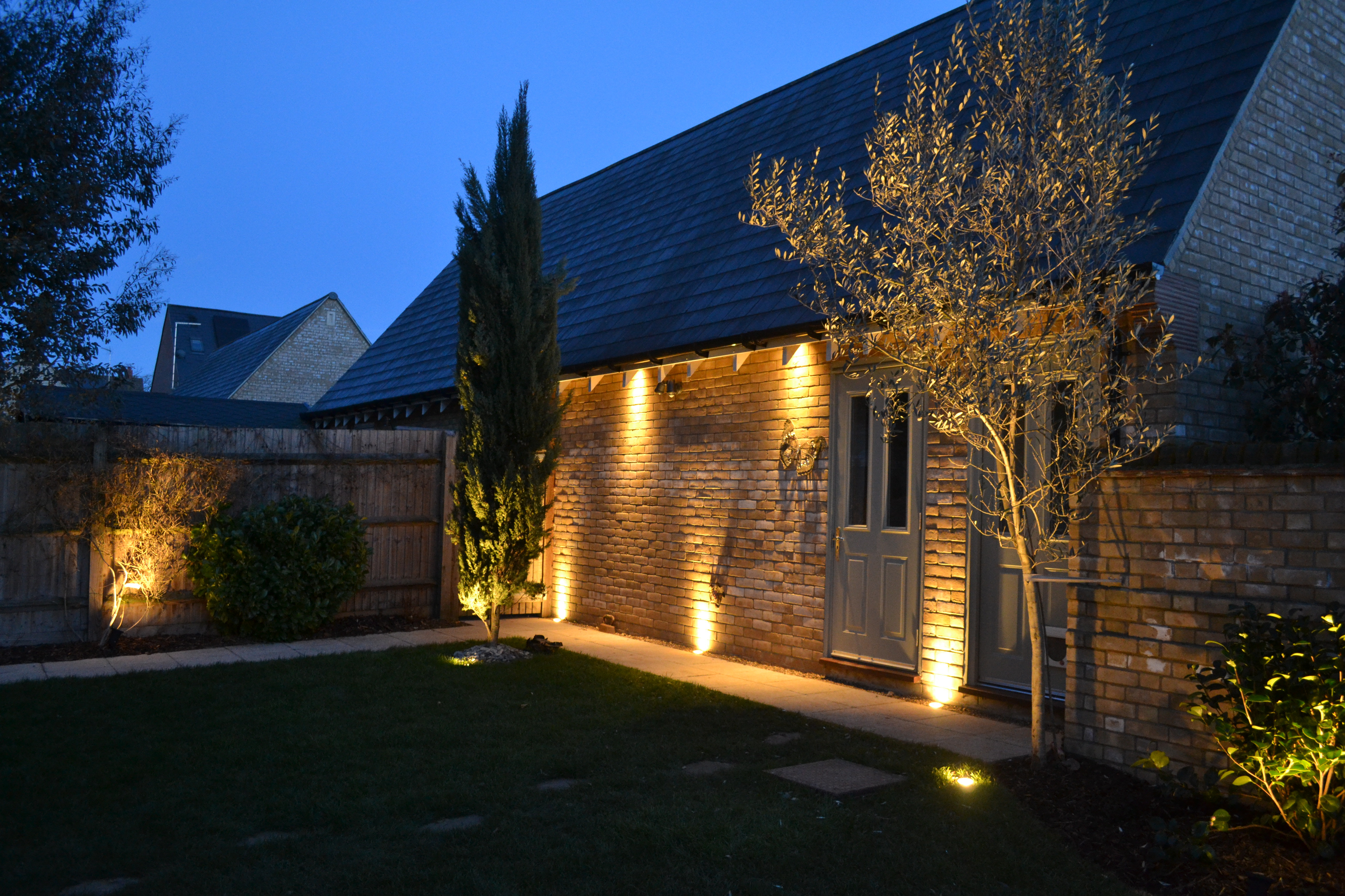 illuminating Gardens Garden Lighting Image Gallery